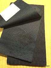 Obi Hanhaba Cintura giapponese doubleface Japanese reversible belt Yukata mod.B2