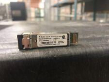 Refurbished FWLF1631R43-CM Finisar SFP 2.5GBASE 1542.94nm DWDM Ch43 LC 160km