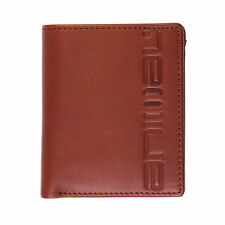 Animal Leather Bifold Wallets for Men