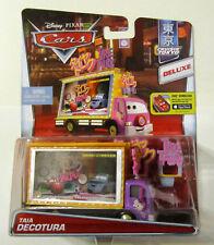 CARS - TAIA DECOTURA Mattel Disney Pixar