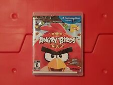 Angry Birds Trilogy (Sony PlayStation 3, 2012)