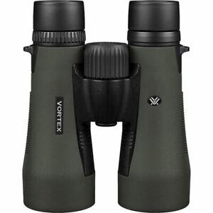 Vortex Diamondback HD 12 x 50 Binoculars HD Glass Magnesium + Glasspak Case (UK)