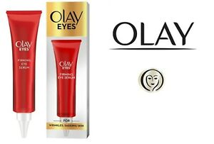 Olay Eyes Firming Eye Serum for Wrinkles, Sagging Skin 15ml - Brand New & Sealed