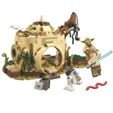 Hute de Yoda, jeux de construction Star Wars