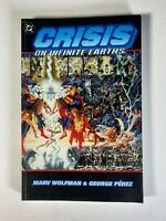 Crisis on Infinite Earths Graphic Novel George Perez