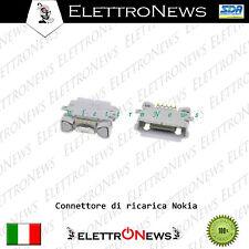 Connettore ricarica micro usb Universali plug Nokia 6500 - 6600 - 6260 - C7-00