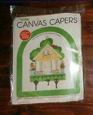My House Key Holder Canvas Capers Leisure Arts New Unopened