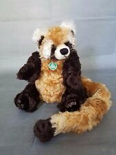 Hermann Bear Red Panda Made of Mohair Hermann No. 457 of 1000 Pieces