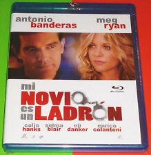 MI NOVIO ES UN LADRON / MY MOM´S NEW BOYFRIEND English Español - AREA B Precinta