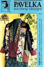 Ragfinder's Jacket & Quartet Coat ~ Pavelka Sewing Pattern PV26 Size S-XXL