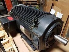 New Wertec 15 Hp Brushless Dc Motor 1150 Rpm 640 Volt 1 58 Dia Shaft