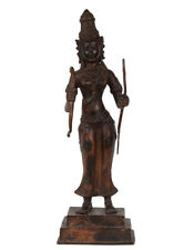 Indonesien 20. Jh. A Javanese Bronze Figure of Rama - Statuette javanaise Java