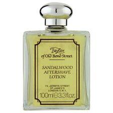 Taylor of Old Bond Street Luxury SandalWood Aftershave Lotion 3.38 fl oz