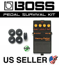 BOSS PS-5 HM-2 SP-1 LMB-3 MT-2 CS-1 GUITAR PEDAL GROMMET UPGRADE KIT 5-PACK