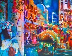 Jigsaw Puzzle Entertainment Masquerade Ball 750 pieces NEW iridescent foil
