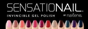 SENSATIONAIL gel colour nail polish 2 weeks wear