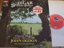 ASD 2501 Elgar Piano Quintet etc. / Ogdon / Allegri Quartet