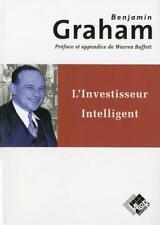 L'investisseur Intelligent de Benjamin Graham - Édition Valor