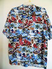 Rue 21 Guys Hawaiian Shirt Men's Size M  Medium