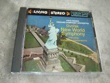 RCA Living Stereo CD Dvorak: New World Symphony, Fritz Reiner Chicago