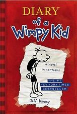 Diary of a Wimpy Kid # 1: Greg Heffley's Journal von Kin... | Buch | Zustand gut