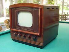 "Vintage 1940's Westinghouse Model H-196A 10"" Table Top TV"