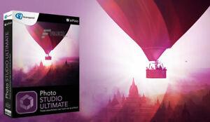 InPixio Photo Studio Ultimate 10.06.0 - Windows - Lifetime - FAST DELIVERY