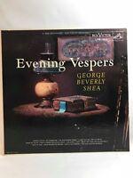 George Beverly Shea Evening Vespers Vinyl LP