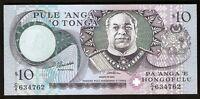 Tonga 10 Pa'anga 1995 UNC