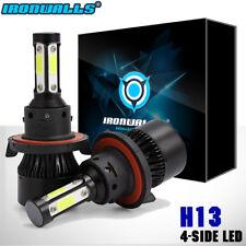 4sides H13 9008 Hi/Lo LED Headlight Bulbs Conversion Kit for Ford F150 2004-2014