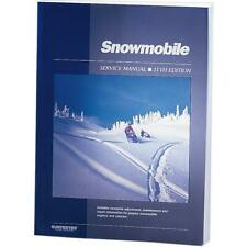 Clymer - SMS-11 - Universal Snowmobile Service Manual`