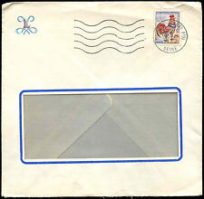 France 1962 Commercial Cover #C37970