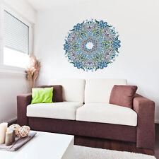 Floral Victoriano Mandala Vinilo el arte de pared calcomanía Para Decoración Del Hogar / interior des...