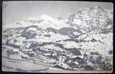 Switzerland~Schweiz~1900's ADELBODEN ~ OBERLAND~ RPPC