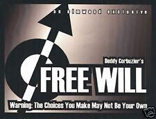 Free Will ! Ist es wirklich Ihr freier Wille? Trick