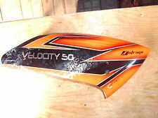 Indignazione velocità 50 Canopy VERNICE sbucciatura leggermente