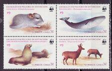 Chile 1984 - MNH - Dieren / Animals WWF/WNF