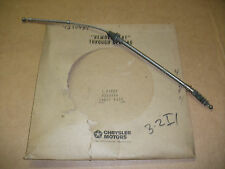 NOS 1978 1979 1980 1981 1982 Dodge Omni-Horizon park brake cable 4294484