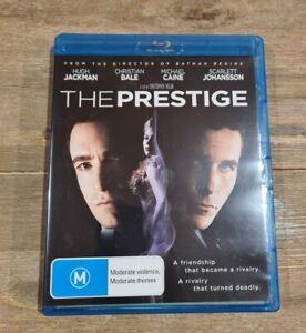 The Prestige (Blu-ray, 2008) - Region B - Like New