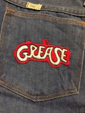 Vintage Grease Sedgefield Do-Nothing Wide Leg Jeans Sz 32 Long(30) Made in U.S.A