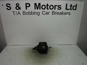 Fiat Doblo 01-05 1.9 JTD Diesel Bosch High Pressure Fuel Pump 0445010007