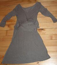 Soma Intimates 7th Heaven 7 Way Womens Wrap Dress XS 3/4 Sleeve Convertible 2 4