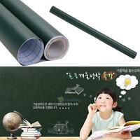 200X45cm Chalk Board Blackboard Vinyl Wall Sticker Decal Removable Chalkboard #S