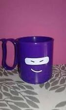 TUPPERWARE TAZZA SMILE VIOLA
