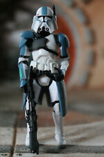Clone Trooper Commander star wars 30th Anniversary Collection 2007