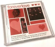 CD ForeverLove -The Red Box (Dean Martin/Frank Sinatra/Nat King Cole/Nina Simone