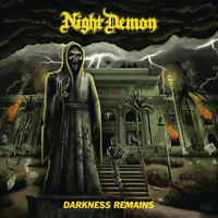 Night Demon - Darkness Remains [New CD] Digipack Packaging