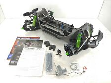 *NEW* TRAXXAS X-MAXX GREEN 1/5 MONSTER TRUCK 4WD ROLLER SLIDER CHASSIS w/ EXTRAS