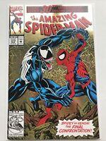Amazing Spider-Man 375, Marvel 1993, 1st Ann Weying, Venom