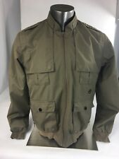 ANALOG by BURTON ACADEMY Military Style Jacket MEDIUM ASH/Brown